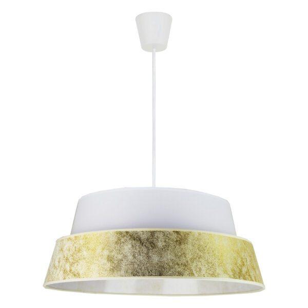 lampa-wiszaca-ze-zlotym-abazurem-stylowe-lampy-wiszace