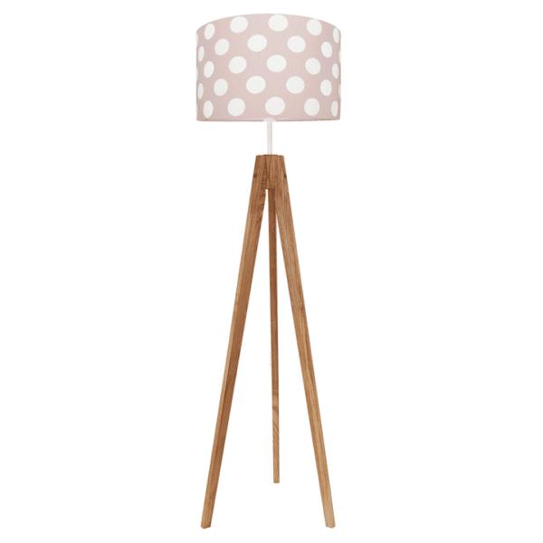 lampa-stolowa-groszki-nowoczesne-lampy-dzieciece-dla-dziewczynki
