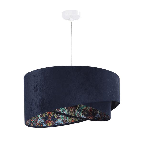 granatowa-lampa-wiszaca-bogato-zdobiona-lampa-ekskluzywne-oswietlenie