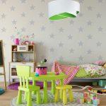 zielona-lampa-wiszaca-dziecieca-oswietlenie-do-pokoju-dzieciecego