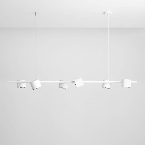 Duza lampa wiszaca do salonu