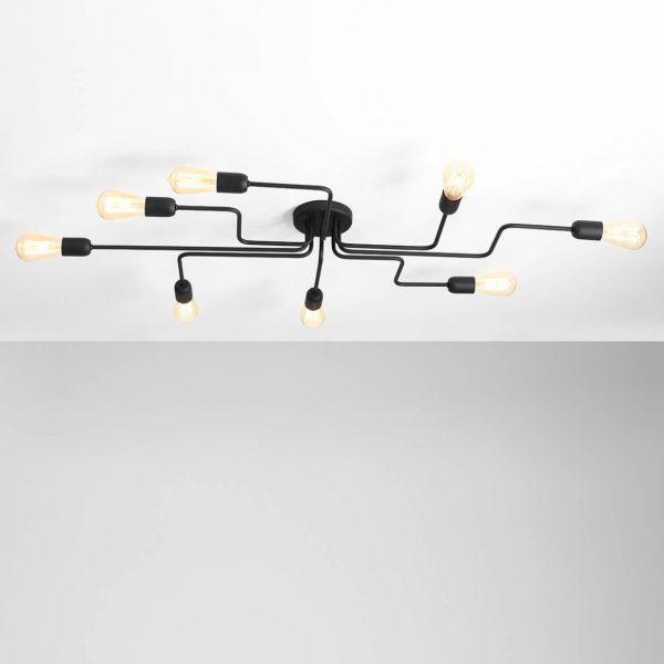 czarna-lampa-sufitowa-industrialna-oswietlenie-metalowe