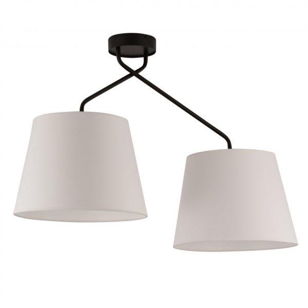 lampa-sufitowa-z-bialym-abazurem-do-kuchni