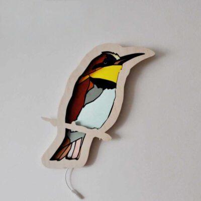 drewniana-lampka-w-ksztalcie-ptaszka-dla-dzieci