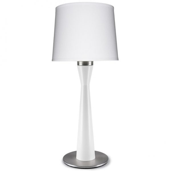 biala-lampka-stolowa-do-sypialni