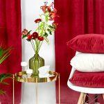 welurowe-tekstylia-w-kolorze-bordowym