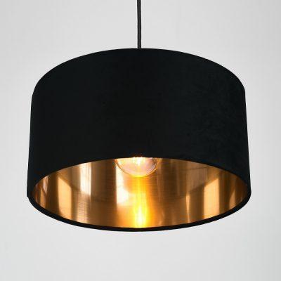czarna-lampa-wiszaca-ze-zlotym-wnetrzem