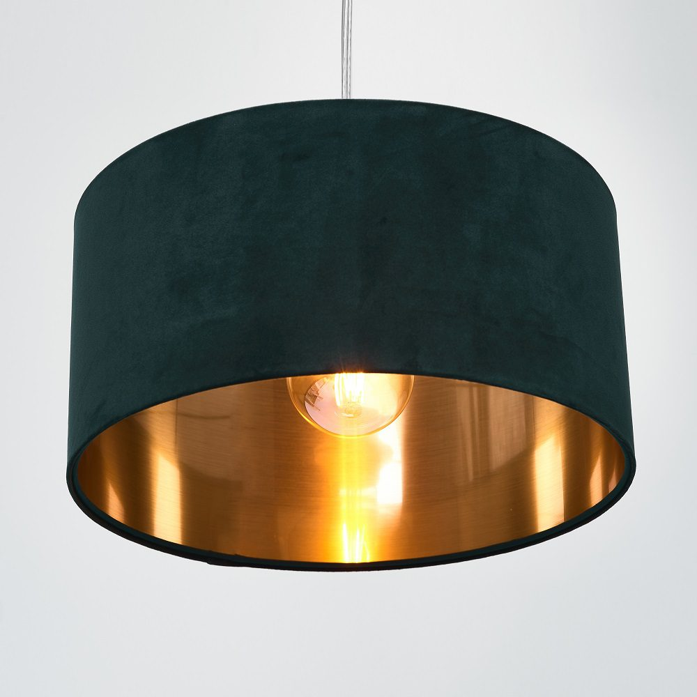zielona-lampa-wiszaca-do-salonu