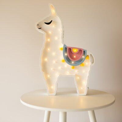 lampa-dziecieca-lampka-do-pokoju-dziecka-alpaka-lampka-kolorowa-bajkowe-lampy